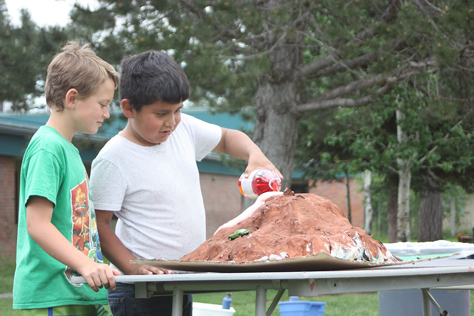 05-29-2015 Grade 3 Volcanic Eruptions