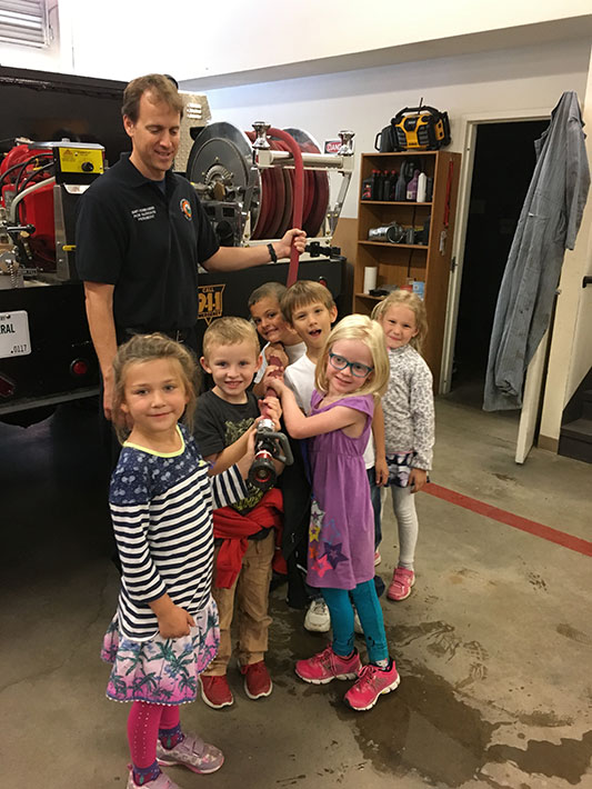 10-09-2015 Fire Station Field Trip