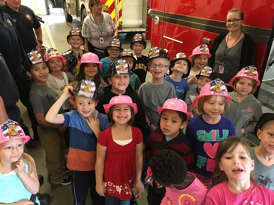2015-10-09 Fire Station Field Trip