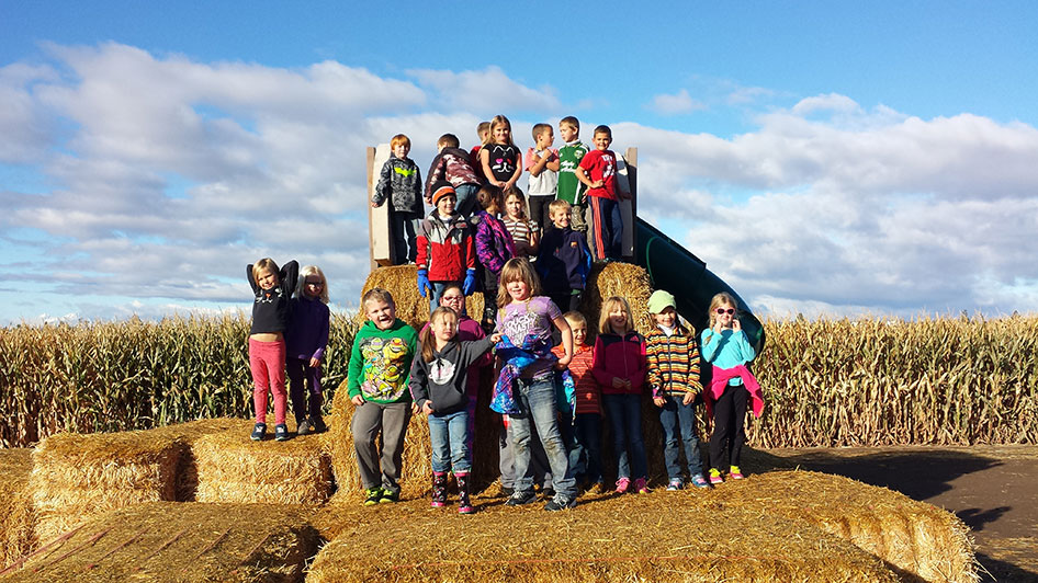 2015-10-29 Pumpkin Patch Field Trip