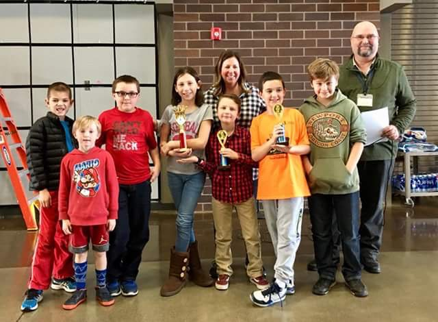 Outlaw Chess Club 2018 Trophies
